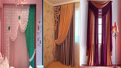Latest Curtain Design For Home Interiors 2018 Shell Door Curtain Shower Brands Curtains Pottery Barn Outlet Wall Suppliers Black French Making Longer White Stripe Standard Window Size For