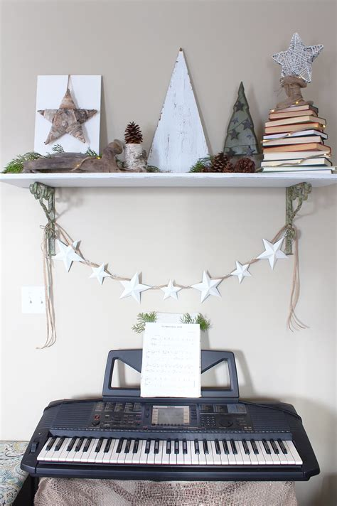 nature inspired holiday decor holiday home