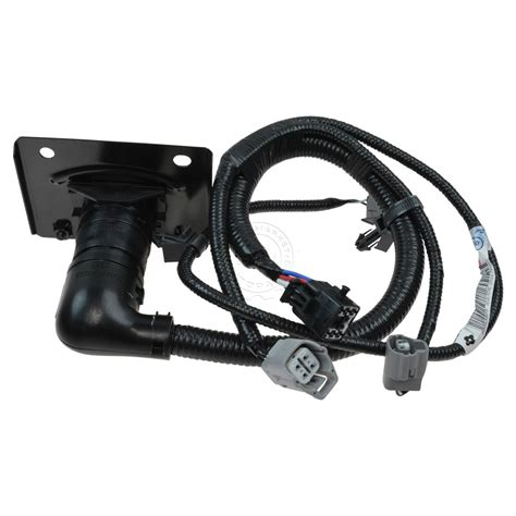 2013 Tacoma Trailer Wiring Harnes Diagram by Oem Trailer Tow Hitch Wiring Harness 7 Pin Connector For