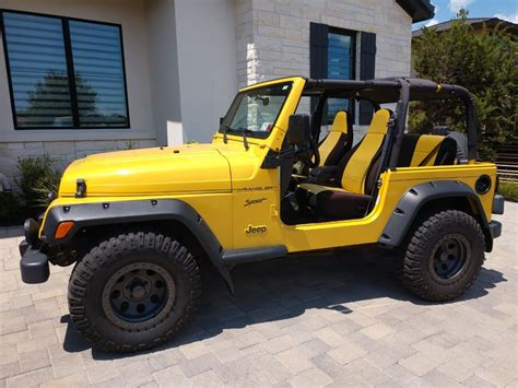 jeep wrangler  sale  owner  austin tx