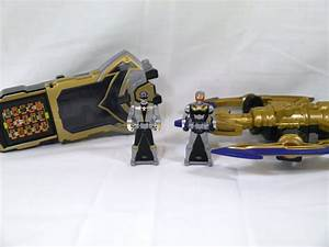 Review: Silver Morpher & Super Silver Spear (Power Rangers ...