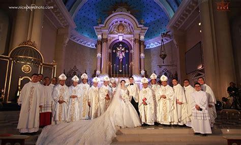 official wedding site   kapuso primetime king