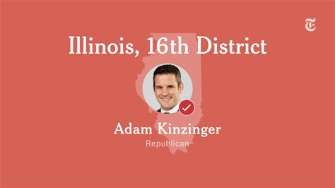 illinois  congressional district results adam