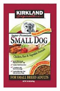 kirkland signature small dog formula review With costco small breed dog food