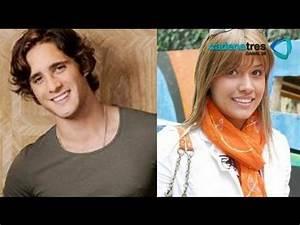 ¿Michelle Salas novia de Diego Boneta? - YouTube