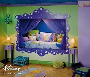Decor ideas disney rooms tinkerbell bedroom about home decor for Disney bedroom decor