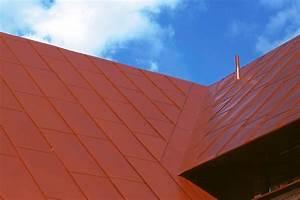 Renovace plechové střechy
