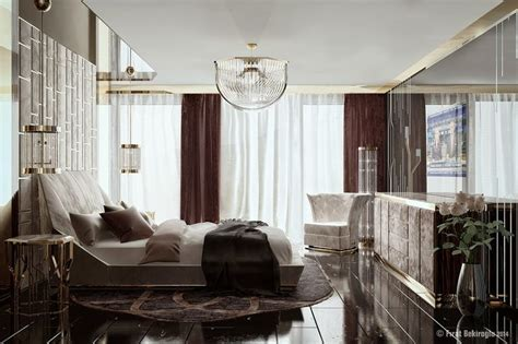 7 Stylish Bedrooms With Lots Of Detail by 7 Stylish Bedrooms With Lots Of Detail Hotel ห องนอน