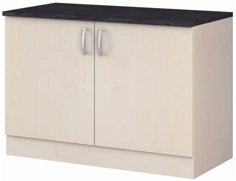 meuble bas 120 cm cuisine meuble bas 120 cm grain de sel erable tous les produits