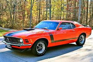 1970 FORD MUSTANG BOSS 302 FASTBACK - 80956