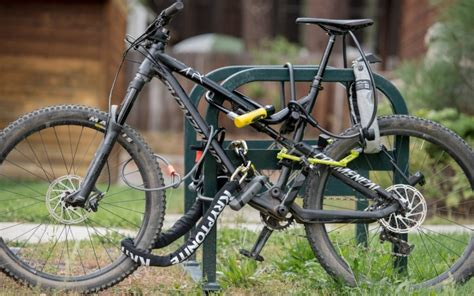 How to Choose the Best Bike Lock | OutdoorGearLab