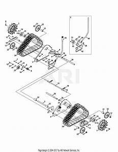 Troy Bilt 31bm73r3766 Storm Tracker 2690 Xp  2013  Parts