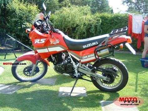 1990 Suzuki Dr650 by 1990 Suzuki Dr 650 Rs Moto Zombdrive