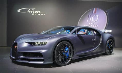 """Bugatti Chiron Sport """"110 Ans"""
