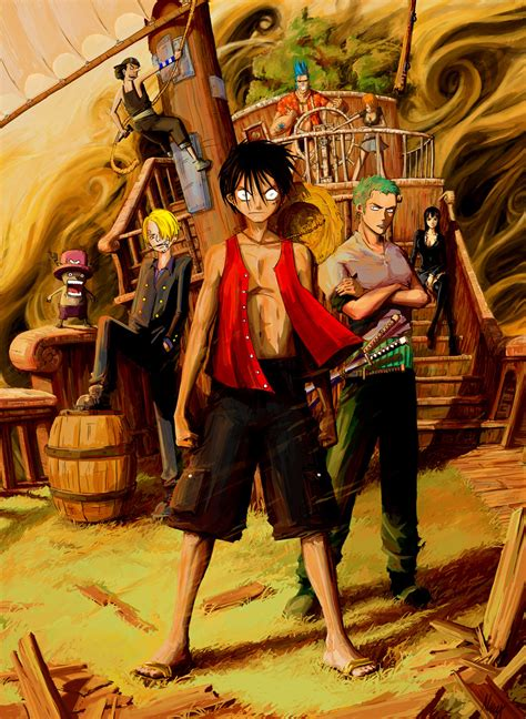 mugiwara pirates  pictures wallpapers  fanart