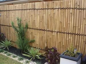 Garten Sichtschutz Bambus : 34 ideen f r sichtschutz im garten mit bambus ~ Sanjose-hotels-ca.com Haus und Dekorationen