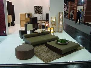 Japanese furniture asian living room by trend studio for Japanese living room furniture
