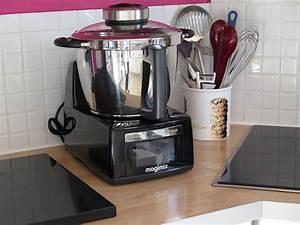 Magimix Cook Expert Ou Thermomix : robot cuiseur cook expert magimix test produit ma p ~ Melissatoandfro.com Idées de Décoration