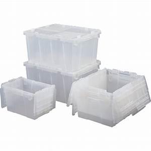 Contenants De Distribution FlipakMC En Plastique