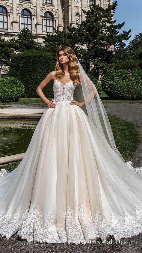 Crystal Design 2018 Wedding Dresses — Royal Garden