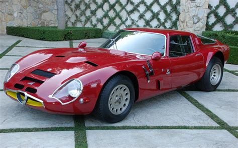 1965 Alfa Romeo Gulia Tz2 Gtasa Collectors Mod