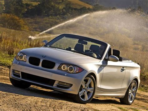 2008 Bmw 1 Series Convertible Specifications, Pictures, Prices