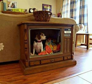15 stylish pet beds that also serve as great looking tables With diy indoor dog house