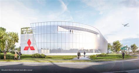 Mitsubishi Headquarters by New Mitsubishi Motors Australian Hq To Be In Adelaide