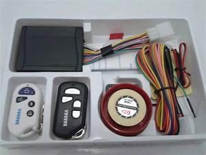 Alarm Motor Supra X 125