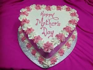 Fresh Cream Mothers Day Cake M02 - Paul's Bakery