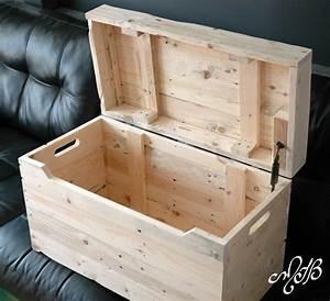 Coffre à Jouer : comment fabriquer un coffre a jouet en bois mulchbrothers ~ Medecine-chirurgie-esthetiques.com Avis de Voitures
