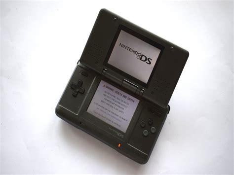Original Nintendo Console by Nintendo Ds Original Black Console Baxtros