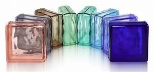 Brique De Verre Couleur : saverbat briques de verre ~ Melissatoandfro.com Idées de Décoration