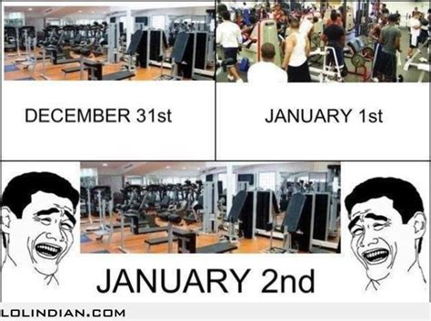 New Years Gym Meme - www happy new2015 new calendar template site