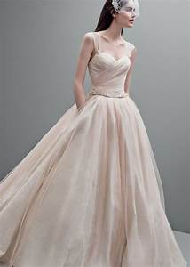 light pink wedding dress With light pink dresses for wedding