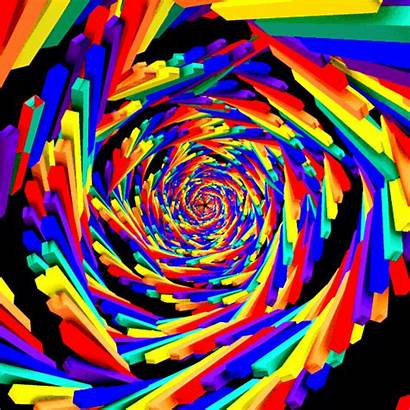 Acid Trip Motion Fast Graphics Trippy Colorful