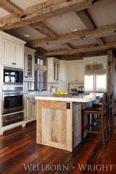 kitchen countertop cabinets modern country kitchen with reclaimed wood island and 1004