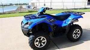 9 999  2018 Kawasaki Brute Force 750 In Vibrant Blue