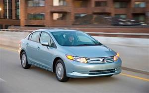 Honda Civic Hybride : 2012 honda civic reviews and rating motor trend ~ Gottalentnigeria.com Avis de Voitures
