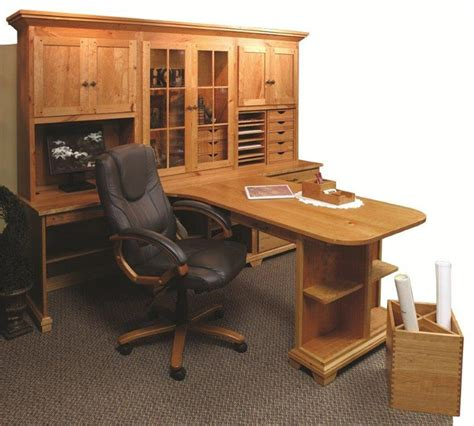 Home Office Bentley Partners Desk From Dutchcrafters Amish