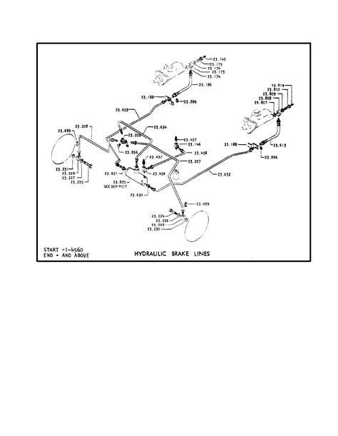 Hydraulic Brake Lines - TM-10-3930-647-14-P0507
