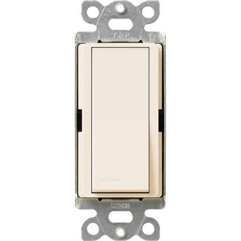 Lutron Claro Amp Way Rocker Switch With Locator Light
