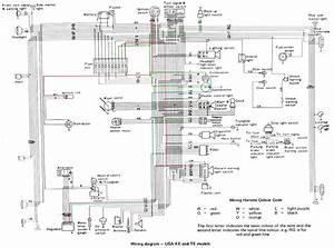 1974 Toyota Wiring Diagram