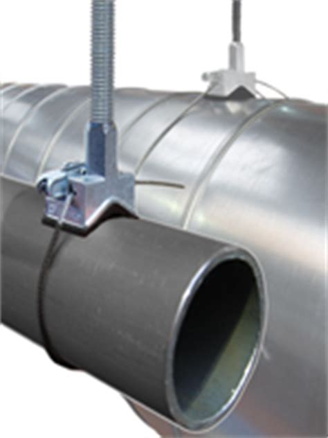 ductstore duct supports ducting support rings banding buy