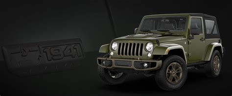 jeep wrangler models list a look at the 2016 jeep wrangler limited edition models