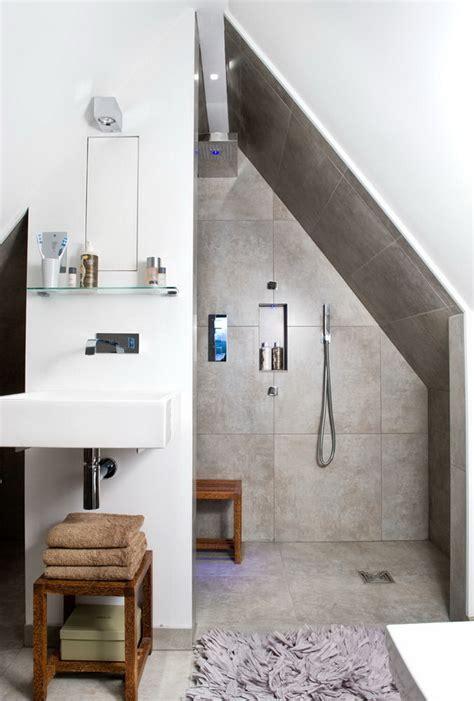 badezimmer dachschraege ideen