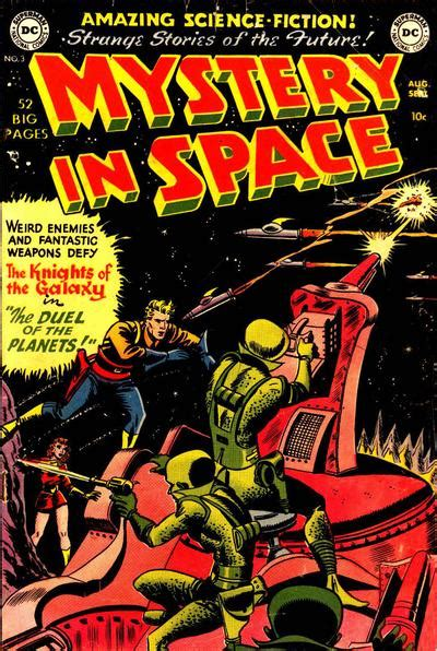 Mystery In Space Vol 1 3  Dc Database  Fandom Powered By