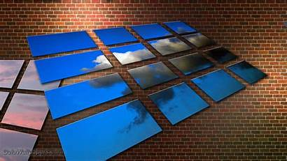 Virtual Desktop Wallpapers Brick Skies Wallpapersafari Code
