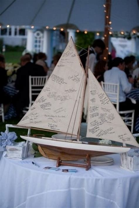 creative guest book ideas   beach wedding