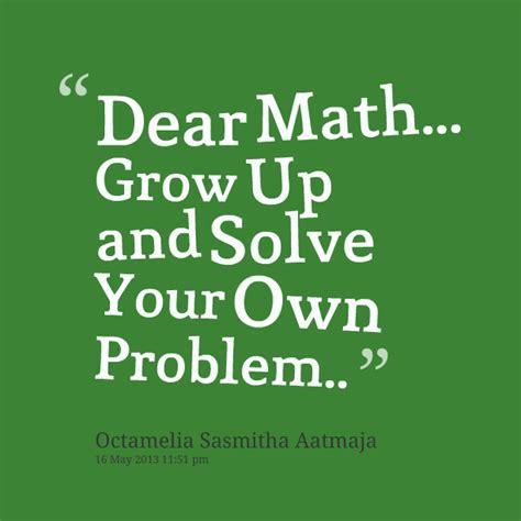 Albert Einstein Quotes Math Problems